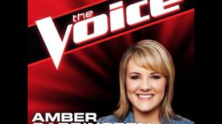 "Amber Carrington: ""Try"" - The Voice (Studio Version)"