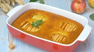 Кукурузный манник с яблоками - Рецепты от Со Вкусом