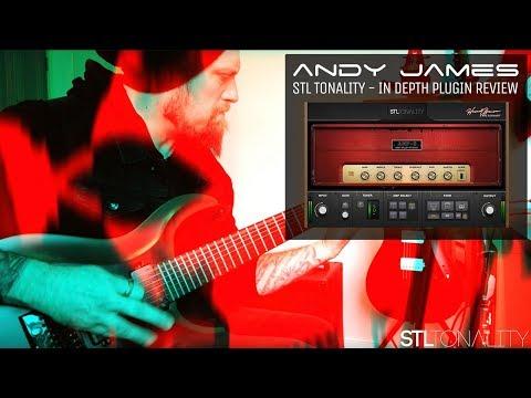Andy James reviews STL Tonality - Howard Benson Guitar Plug-In Suite