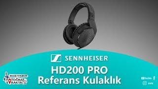 Sennheiser HD200 Pro Monitör / Referans Kulaklık İnceleme - Volkan Yetilmezer