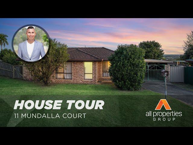 HOUSE TOUR | 11 Mundalla Court Algester | CHRIS GILMOUR