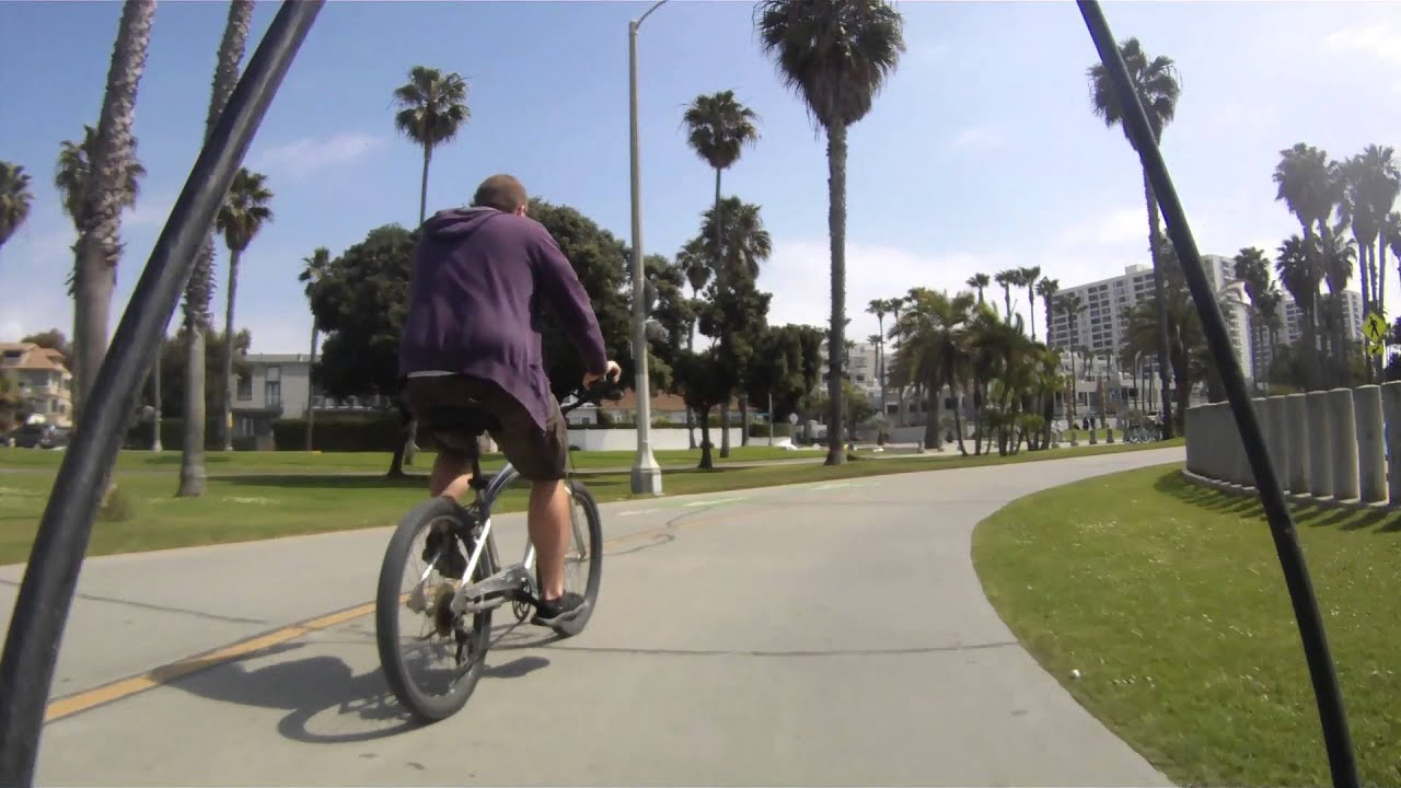 Venice Beach Bike Ride