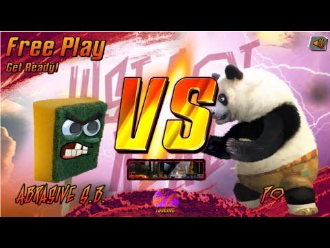 Nick Games: Super Brawl 3 Just Got Real - Abrasive S.B. Vs Po