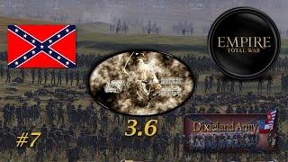 Empire Total War: ACW 3.6 - Confederacy #7 ~ 25th Turn!