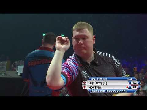 2019 German Darts Championship Final - Daryl Gurney v Ricky Evans