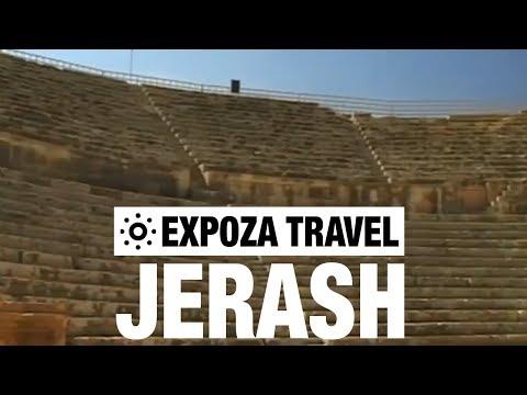 Jerash (Jordan) Vacation Travel Video Guide