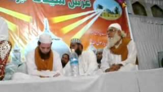 Syed Sibtain Haider on Urs-e-Syedi Barkaati 2011 Part-4