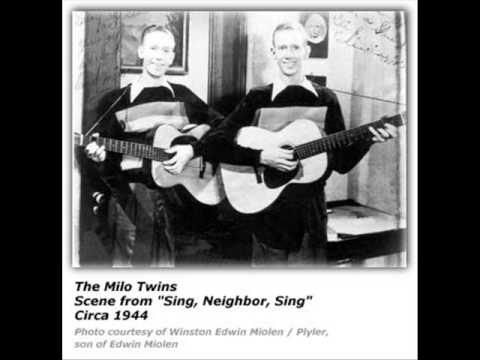 Milo Twins-Baby Buggie Boogie