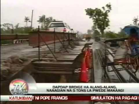 TV Patrol Tacloban - January 9, 2015