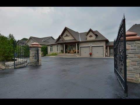 69 Aldred Dr, Port Perry, Waterfront home for sale