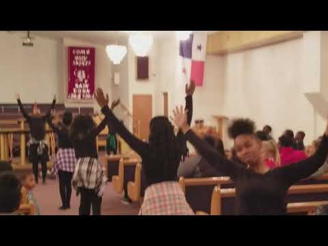 New Resurrection Faith Ministries Dance Ministry - Well Done