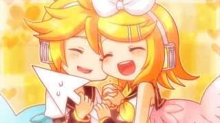 Repeat youtube video Kagamine Rin & Len - Electric Angel (rus sub)