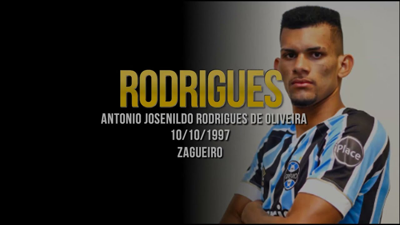 Rodrigues Zagueiro Gremio 2019 Youtube