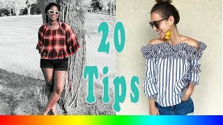 20 Style Tips On How To Wear Ruffled Shirts