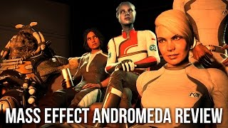 Mass Effect Andromeda Review (90+ hours played)
