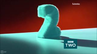 BBC two Dog ident 2015