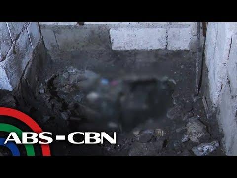 Bangkay ng lalaki nahukay sa bahay sa Bacoor | TV Patrol