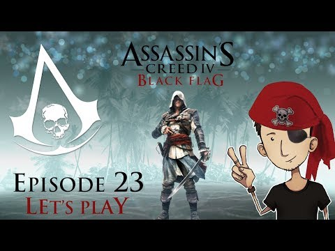 Assassin's Creed IV Black Flag [HD+] #23: FLAG ship! ★ Let's Play