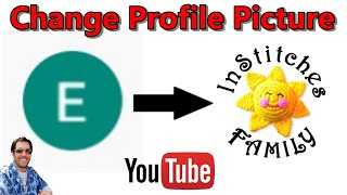 How To Change Y๐ur Profile Picture On Your YouTube & Google Account - PC, Laptop, Phone, Tablet