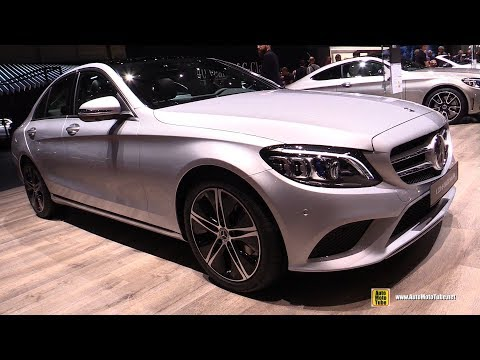 2019 Mercedes C220d 4Matic - Exterior and Interior Walkaround - 2019 Geneva Motor Show