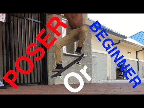 MY 1st SKATEBOARD EDIT #POSER