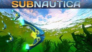 🐟 Subnautica #03 | Strahlenschutzanzug herstellen | Gameplay German Deutsch thumbnail