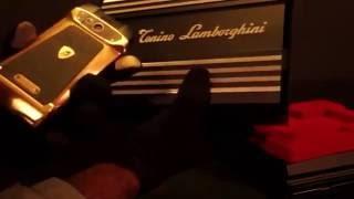 tonino lamborghini Antares smartphone