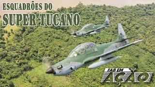 FAB em Ação - Esquadrões de A-29 Super Tucano