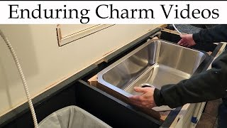 How To Support Undermount Sinks