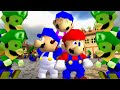 SM64 bloopers: Luigi Labyrinth