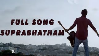 Paathshala Full Video Songs - Suprabhatham Song - Mahi V Raghav