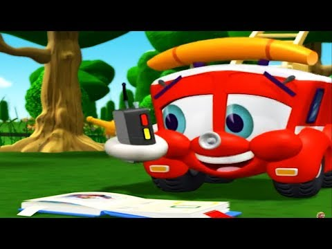Finley The Fire Engine  1 Hour Compilation  Full Episode  Cartoons For Kids 🚒