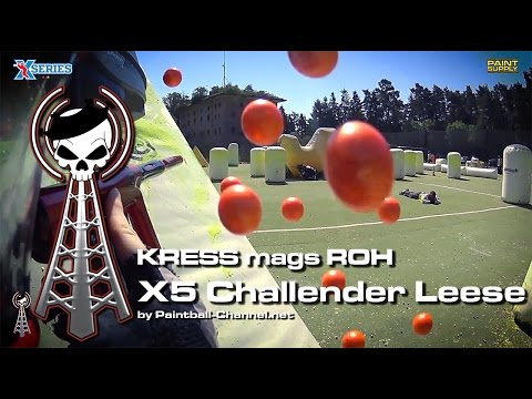 KRESS mags ROH: Xseries X5 Challenger Leese 1. Spieltag 2016