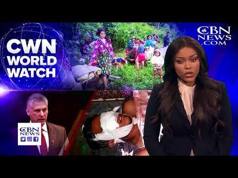 CBN NewsWatch: April 20, 2018