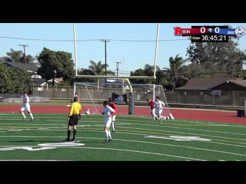 Redondo Union High School vs Newport Harbor High School