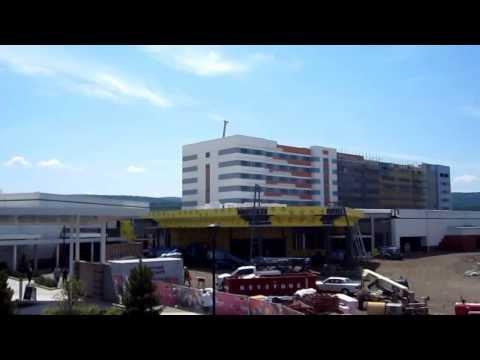 New Mohegan Sun Casino Pocono Downs hotel Wilkes-Barre, PA