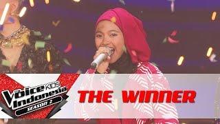 "Video Sharla ""Generasi Pemenang"" | The Winner of The Voice Kids Indonesia Season 2 GTV download MP3, 3GP, MP4, WEBM, AVI, FLV Desember 2017"
