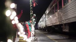 Cuyahoga Valley Scenic Railroad 2014 Polar Express