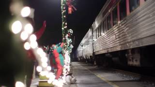 Cuyahoga Valley Scenic Railroad 2014 Polar Express