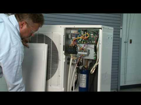 Copeland Scroll Outdoor Condensing Unit Installation