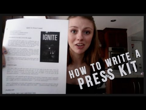 The Circulation Desk: How to Write a Press Kit