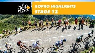GoPro Highlight - Stage 13 - Tour de France 2017