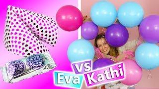 DIY Inspiration Challenge #158 | DIY Geschenk für die BFF/ Süße Überraschung für Eva & Kathi deutsch