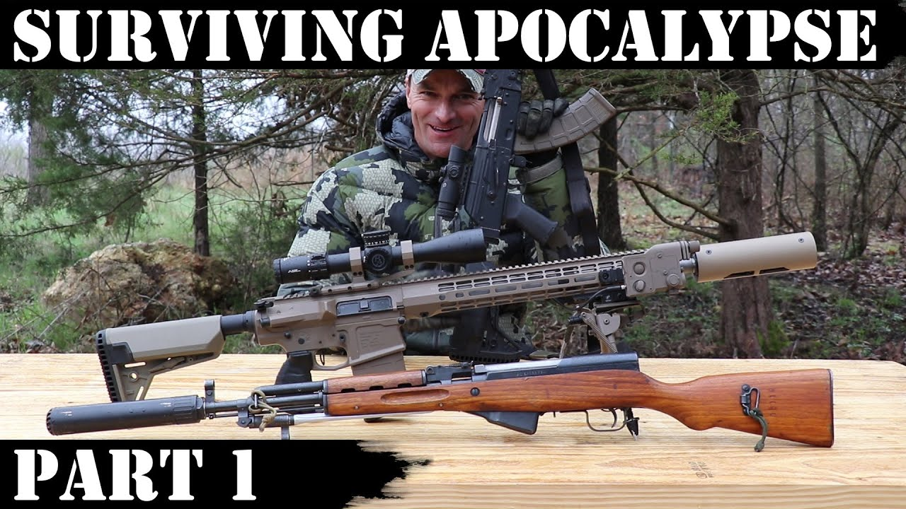 Surviving The Apocalypse! Part 1