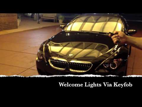 Bmw Coding E63 M6 Coupe Close Windows Fold Mirrors