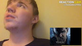 VENOM - Official Trailer (HD) – REACTION.CAM