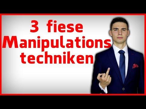 3 fiese Manipulationstechniken entlarvt - Schwarze Rhetorik gekonnt abwehren lernen