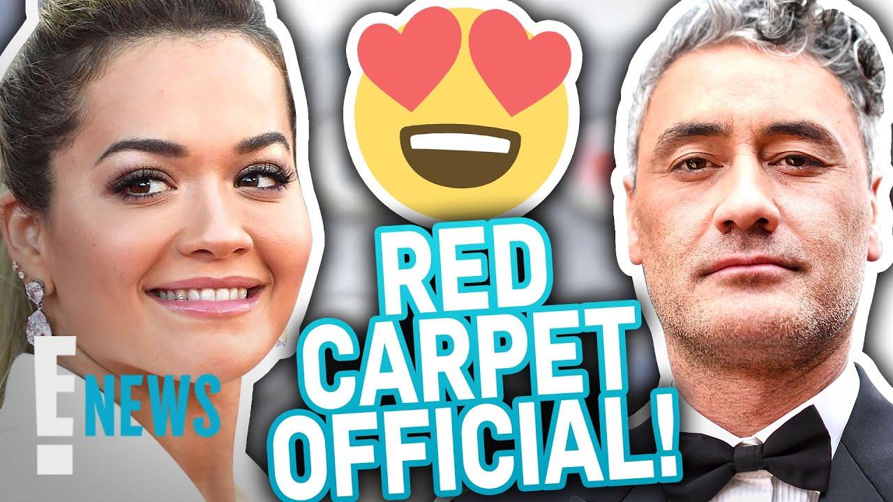Rita Ora & Taika Waititi Make Red Carpet Debut as Couple News