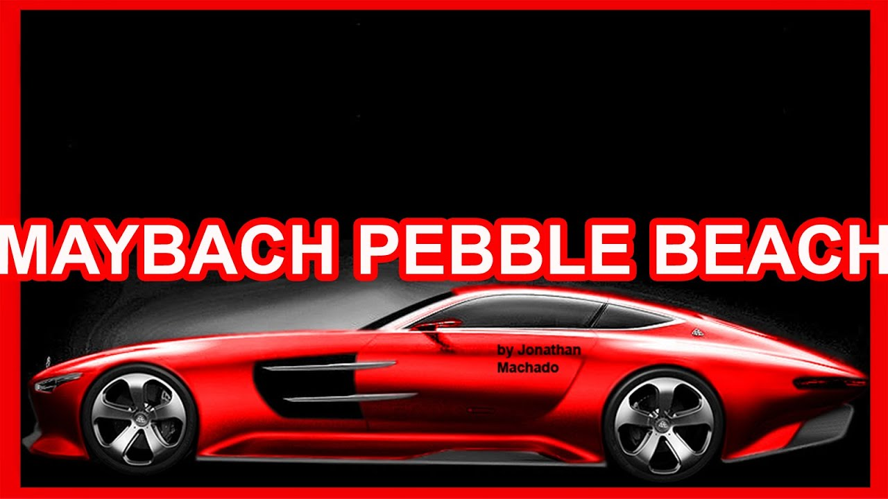 Mercedes Long Beach >> PHOTOSHOP 2016 Mercedes-Maybach 6 EV Concept 750 hp @ New ...