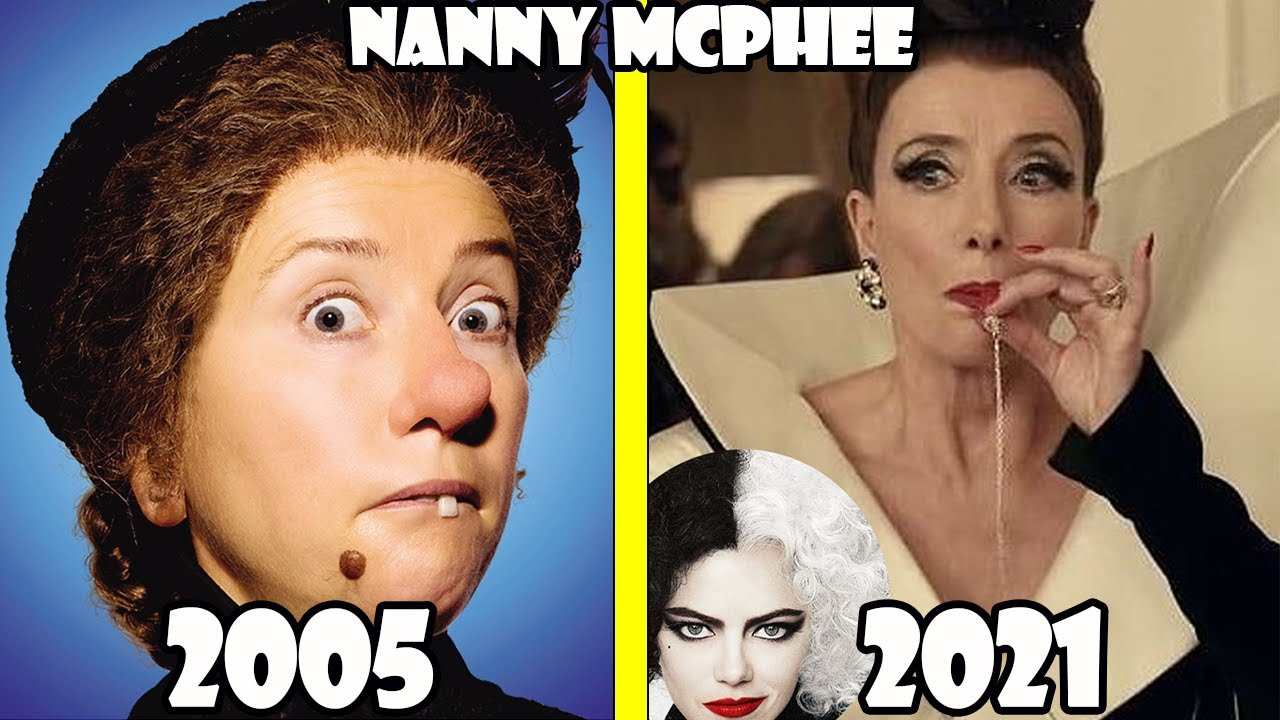 Download Nanny McPhee Before and After 2021 (The Series Movie Nanny McPhee Cast Then and Now)